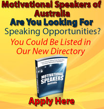 Motivational speakers sydney